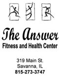 The Answer Fitness, Tanning and Nutrition